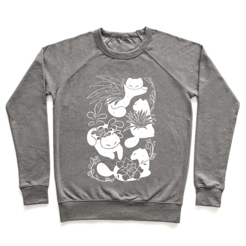 Succulent Cats Pullover