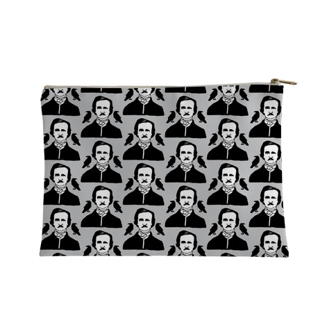 Poe Pattern Accessory Bag