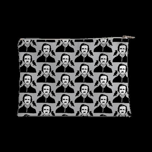 Poe Pattern Accessory Bag