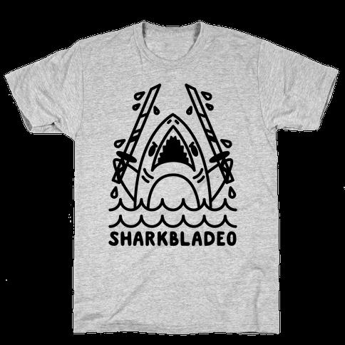 Sharkbladeo Mens T-Shirt