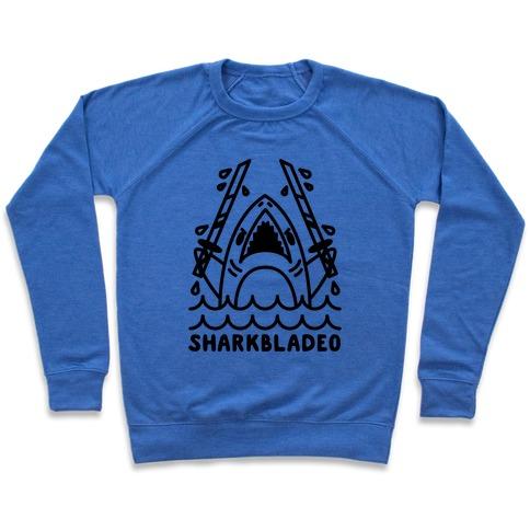 Sharkbladeo Pullover
