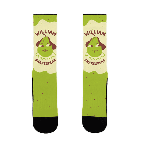 William ShakesPear Sock
