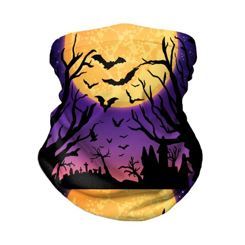 Spooky Nights Neck Gaiter