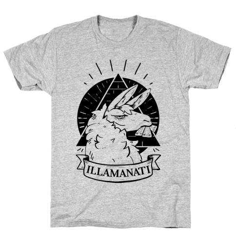 Illamanati Mens T-Shirt
