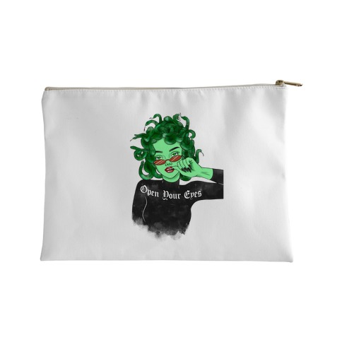 Open Your Eyes Accessory Bag