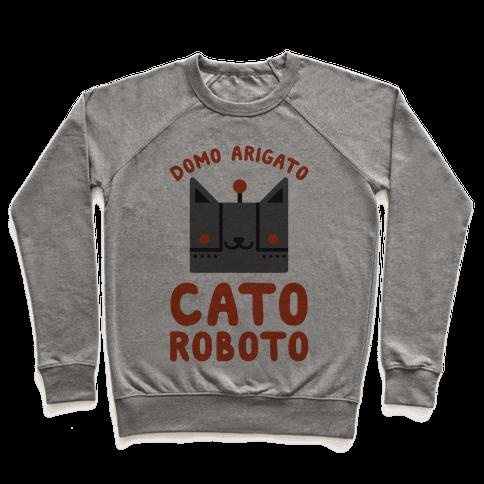 Cato Roboto Pullover