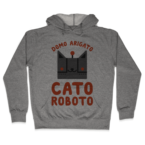 Cato Roboto Hooded Sweatshirt