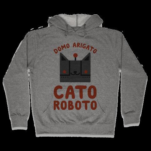 Cato Roboto Hooded Sweatshirt