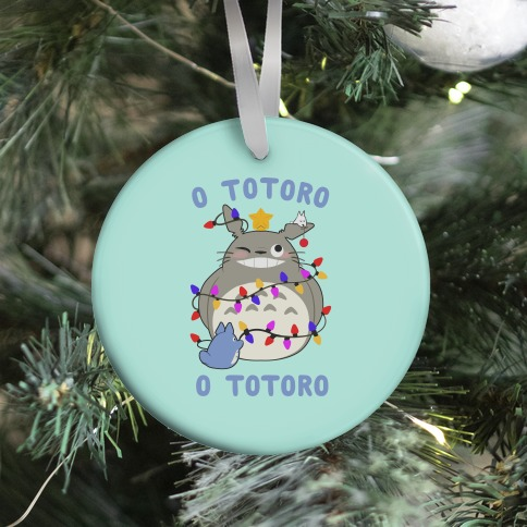 O Totoro, O Totoro Ornament