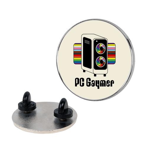 PC Gaymer Pin