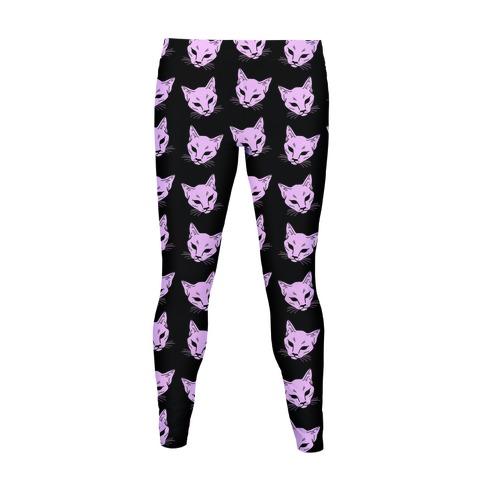 Sphynx Cat Pattern Women's Legging