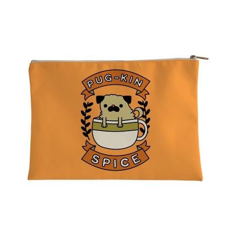 Pugkin Spice Accessory Bag