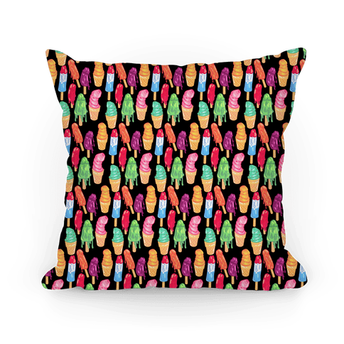 Popsicle Penises Pillow