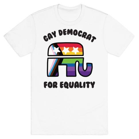 Gay Democrat T-Shirt