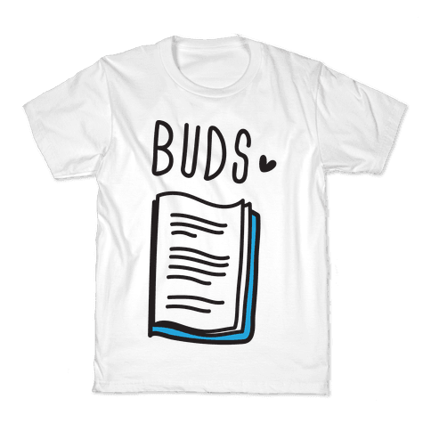 Book Buds 2 Kids T-Shirt