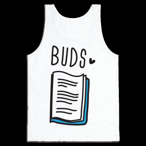 Book Buds 2 Tank Top