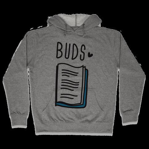 Book Buds 2 Hooded Sweatshirt