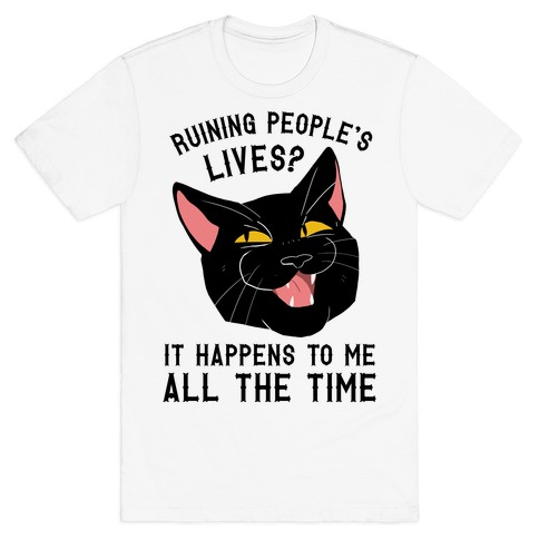 Salem Ruins People's Lives T-Shirt