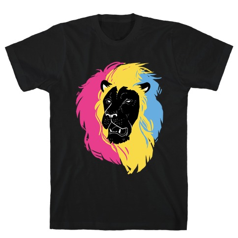 Pan Lion Pride T-Shirt