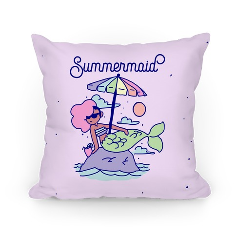 Summermaid Pillow
