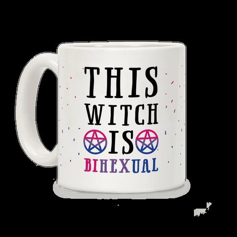 This Witch Is Bihexual Coffee Mug