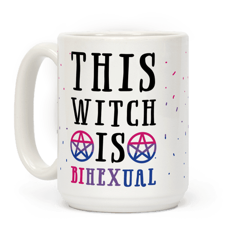 This Witch Is Bihexual