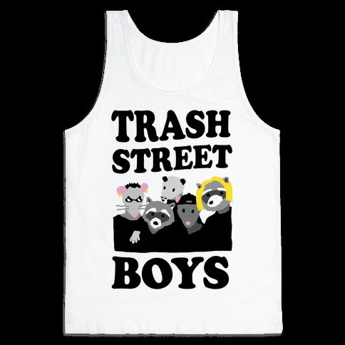 Trash Street Boys Tank Top