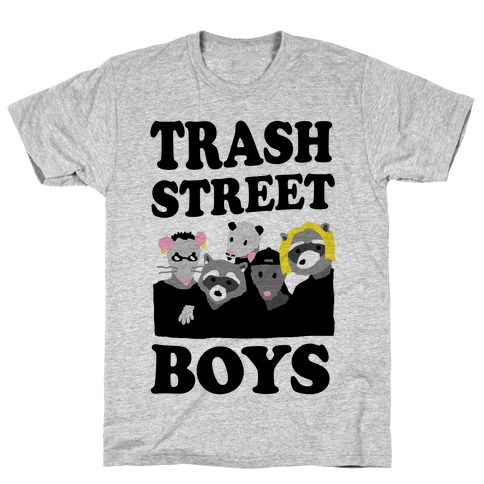 Trash Street Boys T-Shirt