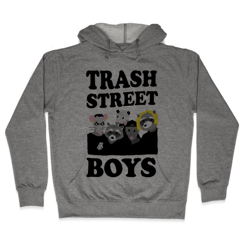 Trash Street Boys Hooded Sweatshirt