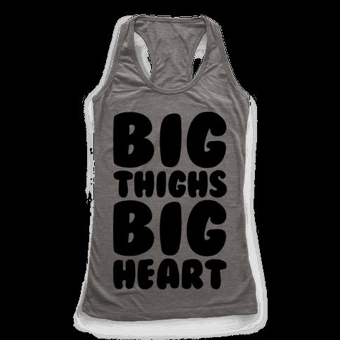 Big Thighs Big Heart