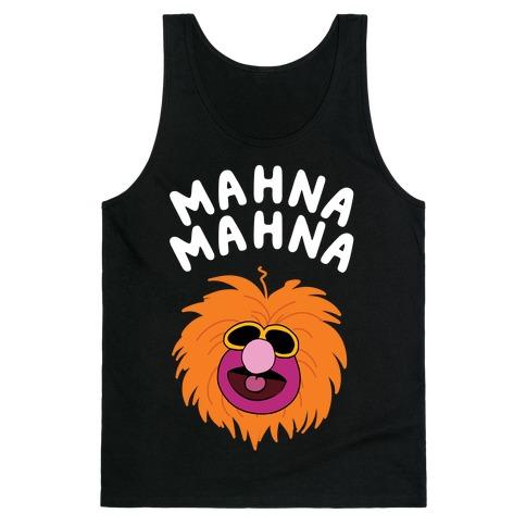 Mahna Mahna Muppet Tank Top