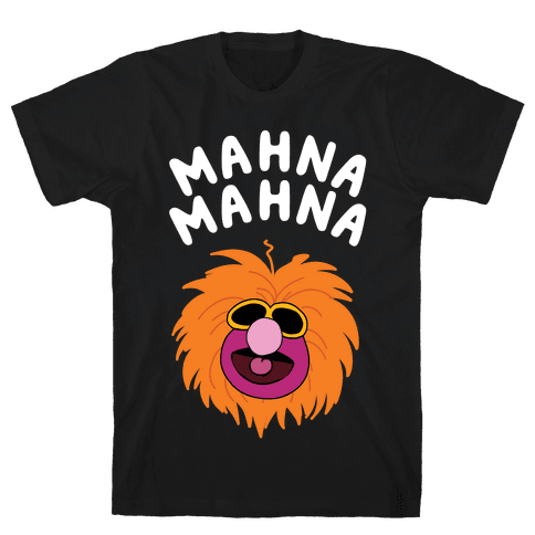 Mahna Mahna Muppet Mens/Unisex T-Shirt