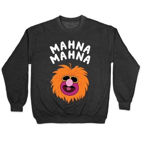 Mahna Mahna Muppet Pullover