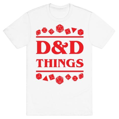 D&D Things T-Shirt