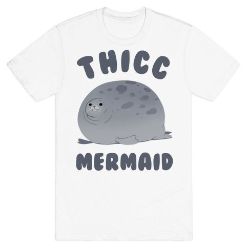 Thicc Mermaid T-Shirt