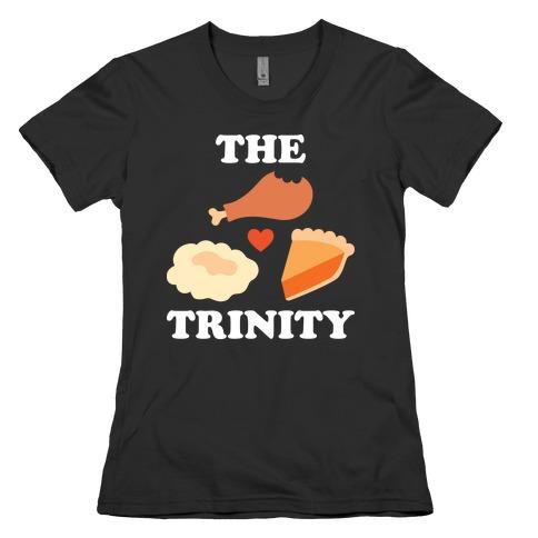 Thanksgiving Trinity Womens T-Shirt