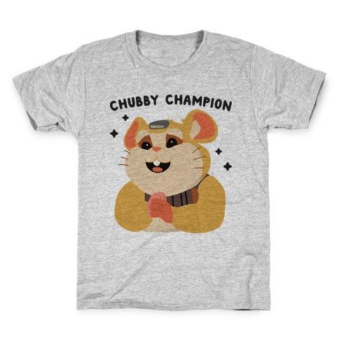 Chubby Champion Hammond Kids T-Shirt