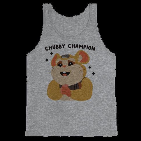 Chubby Champion Hammond  Tank Top