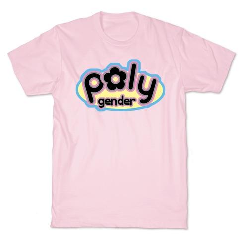 Poly Gender Parody T-Shirt