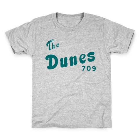 The Dunes Vintage Kids T-Shirt