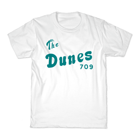 The Dunes Vintage Kids T-Shirt