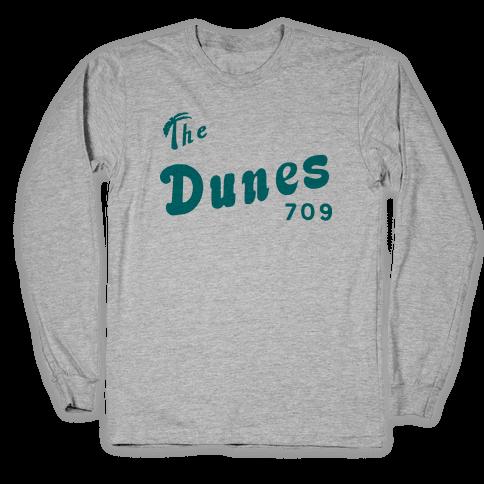 The Dunes Vintage Long Sleeve T-Shirt