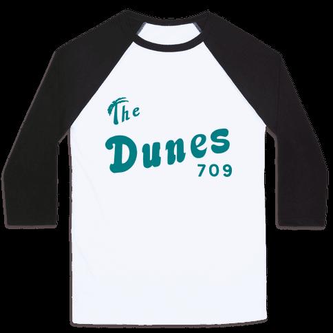 The Dunes Vintage Baseball Tee