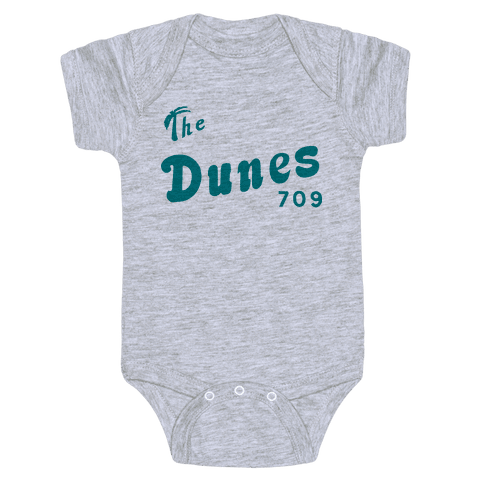 The Dunes Vintage Baby One-Piece