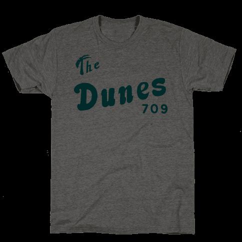 The Dunes Vintage Mens/Unisex T-Shirt