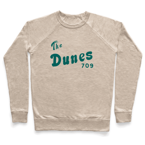 The Dunes Vintage Pullover