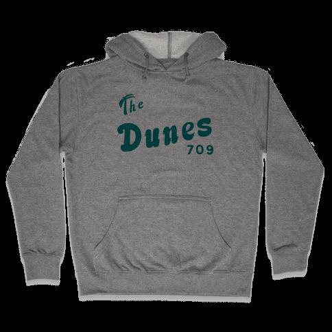 The Dunes Vintage Hooded Sweatshirt
