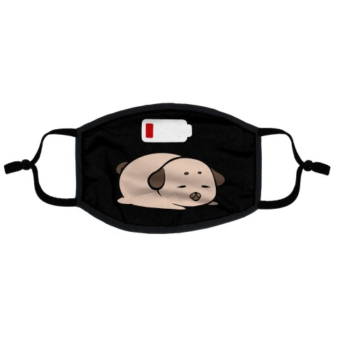 Power Nap Flat Face Mask