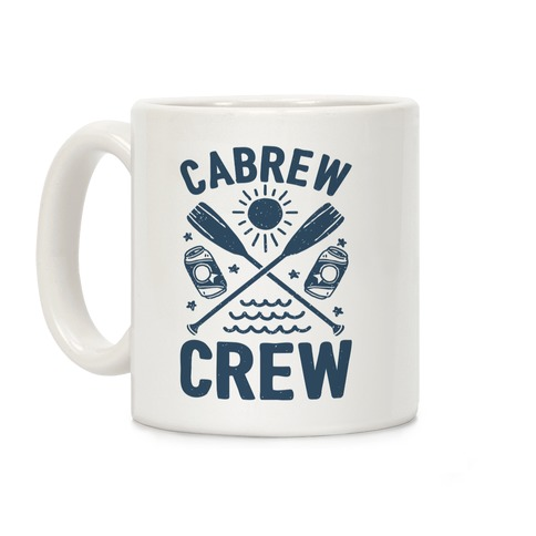 Cabrew Crew Coffee Mug
