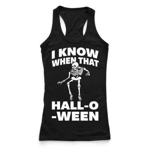 I Know When That Hall-O-Ween